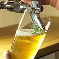 生ビールはキリン「ハートランド」