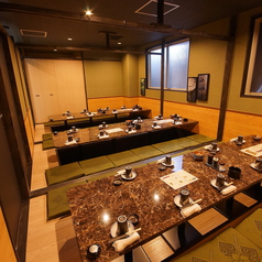 個室居酒屋 宴丸 ENmaru 京橋駅前店の雰囲気1