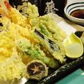各種天ぷらもご用意しております。