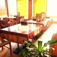 インドダイニングカフェ マター 倉田店の雰囲気1