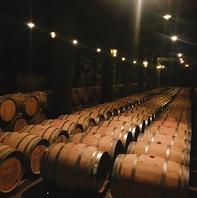 国内シェア4%の日本ワインも複数ご用意!
