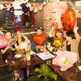 【お得に楽しみたい方必見♪】新宿東口店ではお得なクーポンをご用意♪誕生日・記念日にはデザートプレートを大サービス!メッセージを添えてご提供♪お客様の大切な日の思い出づくりをお手伝い致します★そして幹事様必見!団体様のご予約は、幹事様が無料に!新宿の個室居酒屋での記念日・誕生日・宴会でご利用ください♪