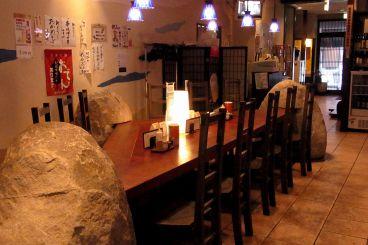 五代目カネシメ蕎麦処柿崎の雰囲気1