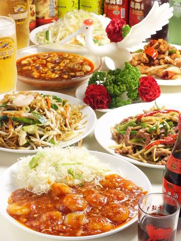 中国料理天安門