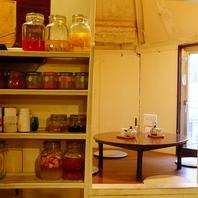 パッと見わからない隠れ家個室は超プライベート空間