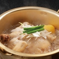 料理メニュー写真国産鶏のタッハンマリセット 東大門市場スタイル(〆のうどん付)