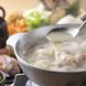 京赤地鶏の芳醇な味わいを愉しめる「水炊き」