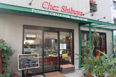 大宮で有名なシェ・シブヤ。連日ファンの方が多くいらっしゃいます。
