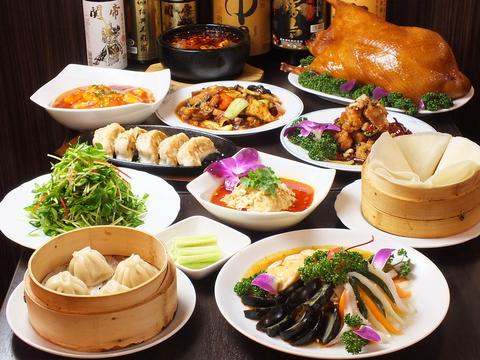 駅から徒歩2分♪本場の中華料理を是非当店でお楽しみください。コースは2,000円~♪♪