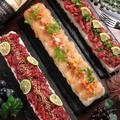 料理メニュー写真肉棒寿司
