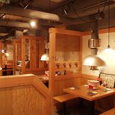 牛繁 ぎゅうしげ 京成立石店の雰囲気2