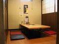 【個室】掘りごたつタイプの個室が3部屋あります!周りを気にせず、落ち着いた雰囲気の個室で食べる焼肉はより美味しいです◎