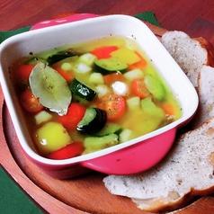 料理メニュー写真小柱とグリル野菜