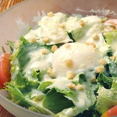 シーザーサラダ/豆腐サラダ/カリカリ大根サラダ