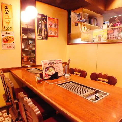 焼肉×蔘鶏湯 大吉 鶴橋店|店舗イメージ6