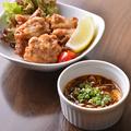 料理メニュー写真鶏のから揚げ(選べるソース)