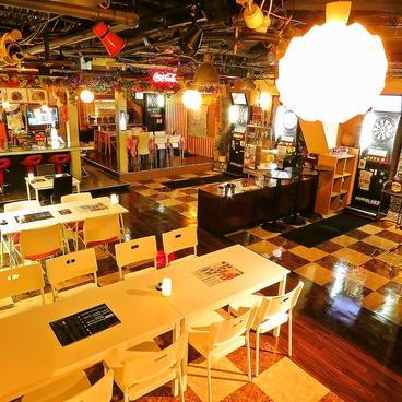 ダーツ カフェ ホース DARTS Cafe HORSEの雰囲気1