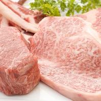 厳選したお肉だけを使用