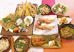 天ぷら海ごこち 深井店のコース写真