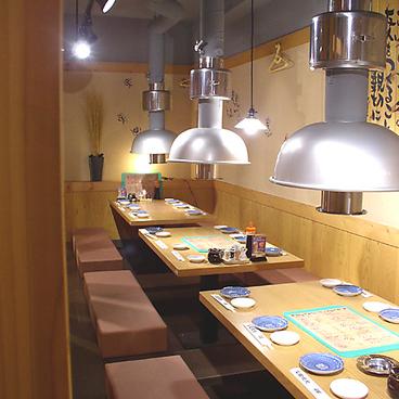 牛繁 ぎゅうしげ 京成立石店の雰囲気1