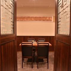 中国菜館 龍祥軒 新橋店の雰囲気1