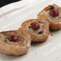 料理メニュー写真豚バラしそ巻