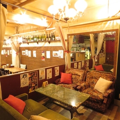 cafe de フウカ 1BAN CHO BARの特集写真