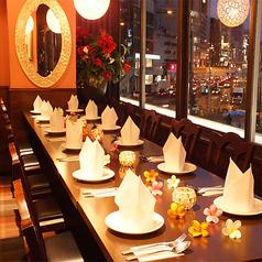 ロータスラウンジ Lotus Lounge 青山のコース写真
