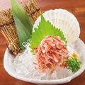 料理メニュー写真桜海老の刺身