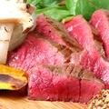 料理メニュー写真US産 ブラックアンガス牛のステーキ