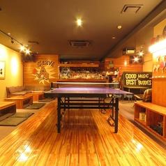 中目卓球ラウンジ 札幌分室の雰囲気1