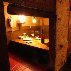 隠れ家 個室ビストロ ヴァンエールの雰囲気3