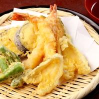 【名古屋駅徒歩5分】新鮮なネタをカラっと揚げた天ぷら