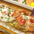料理メニュー写真本日 鮮魚のカルパッチョ盛り合わせ
