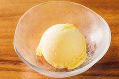 チョコアイスクリーム、バニラアイス