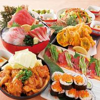 ≪自慢の料理が盛り沢山のコースを多数ご用意☆≫