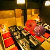 酒と和みと肉と野菜 中洲店の雰囲気2