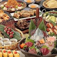 九州のこだわり料理と個室・お酒にもこだわりアリ。充実