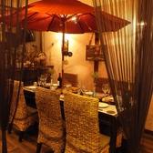 Resort Dining&bar HaLe ハレ リゾート 河原町店の雰囲気2