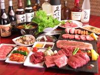 【幹事様無料】宴会におすすめのMO-MAI各種宴会コース
