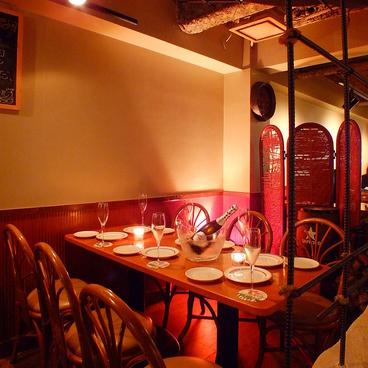 Dining and Bar CRADLE クレイドルの雰囲気1