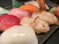 お寿司も握っちゃいます!