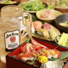 大衆酒場 鮨べろ 梅田茶屋町店のおすすめ料理1