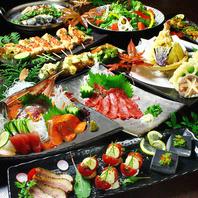 本格九州料理×飲み放題のおトクなコース2500円~♪