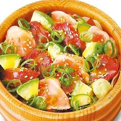 本日のキタイチ!にく肉ちらし寿司