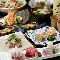 新春宴会コースは3.000円から!〆は当店自慢のおうどん