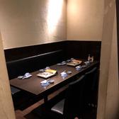 8名様用個室風テーブル席♪