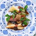 料理メニュー写真鴨のロースト バルサミコソース