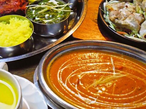 インド料理 タージマハール