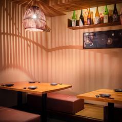 肉と京料理 かぐら 有楽町の雰囲気1